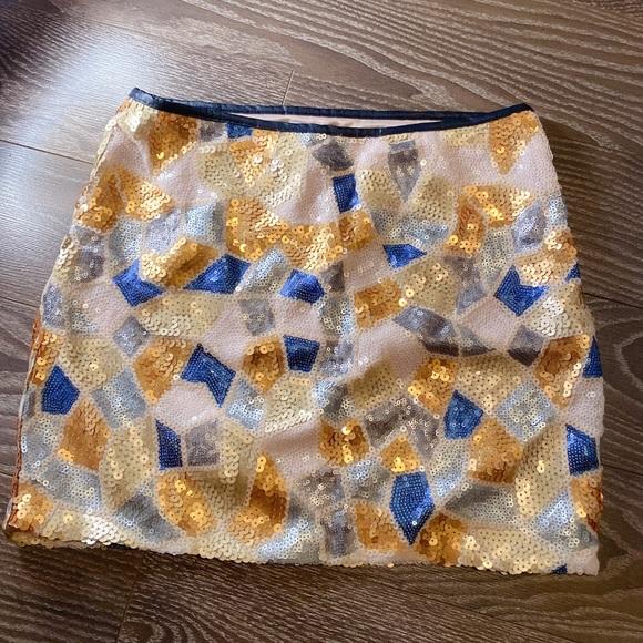 🆕 Brand new sequin skirt